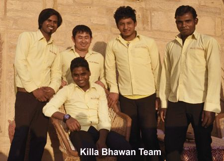 Nos Equipes Jaisalmer Hotels