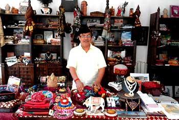 Jaisalmer hotel Shop Sonar Killa